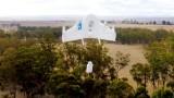 פריקט כנף של גוגל- משלוחן הומניטרי זעיר ללא טייס. מתוך: engadget
