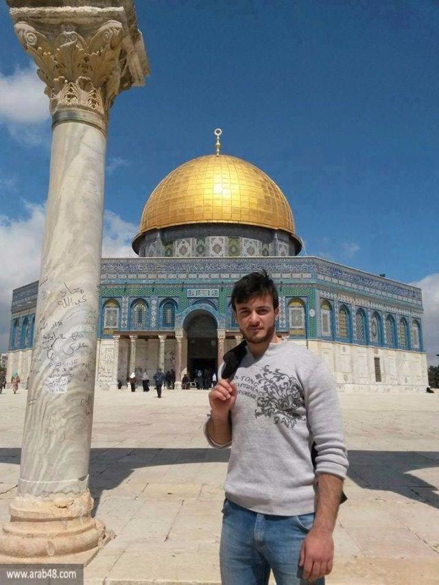 הצעיר שנהרג, בביקור באל-אקצא