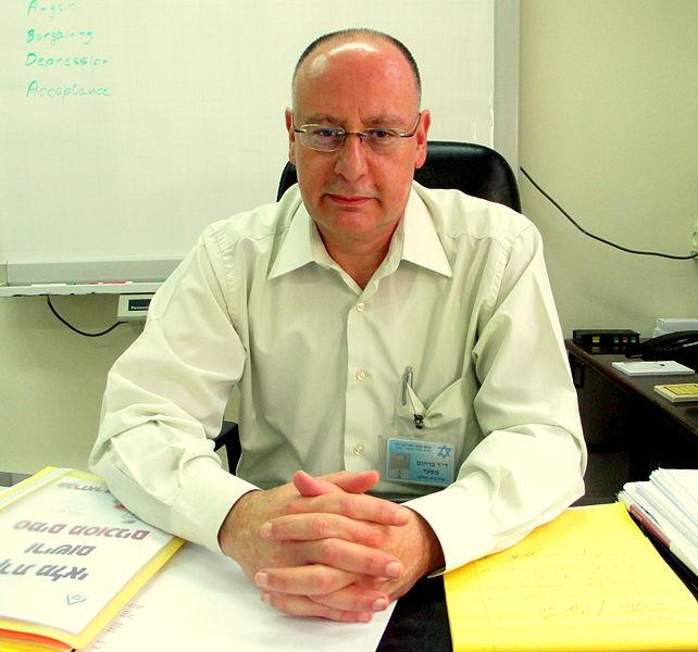 """ד""""ר ברהום. צילום: ויקיפדיה, dr. avishai teicher"""