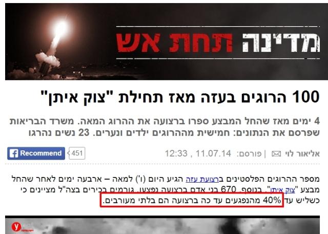 בלתי מעורבים בטרור  |  צילום מסך Ynet