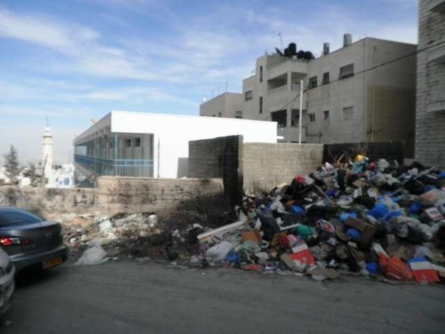 מחנה פליטים שועפט 2014 (צילום: ארגון העובדים מען)
