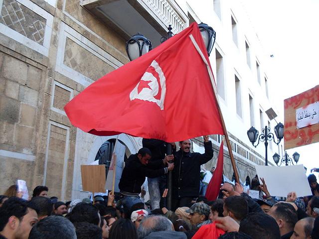 תוניסיה, ינואר 2011